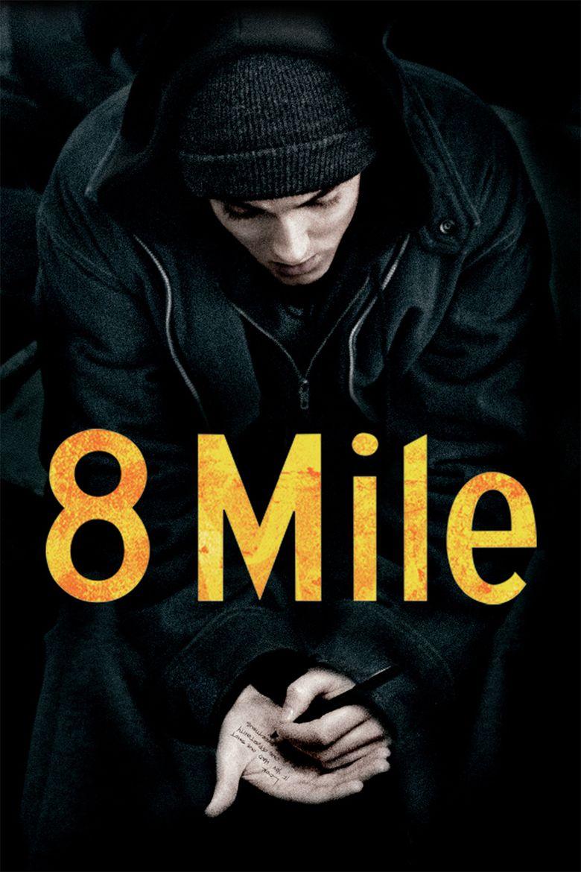 8 Mile (film) movie poster