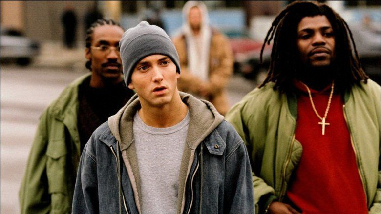 8 Mile (film) movie scenes