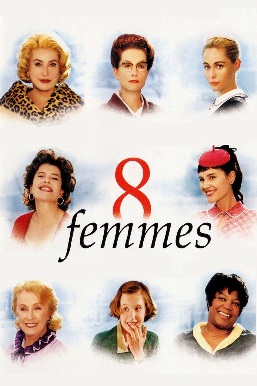 8 Women movie poster