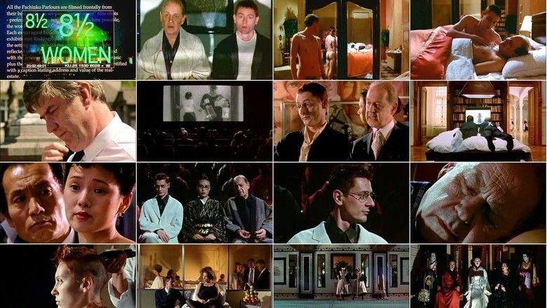 8½ Women movie scenes