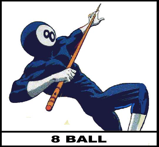 8-Ball (comics) 8Ball Character Comic Vine