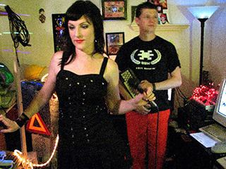 8 Bit Weapon Artist Group 8 Bit Weapon Michelle Mitchell Seth Sternberger