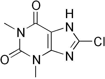 8-Chlorotheophylline httpsuploadwikimediaorgwikipediacommonsaa