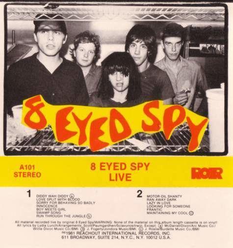 8 Eyed Spy wwwfromthearchivescomllLL8ESLiveCSfjpg