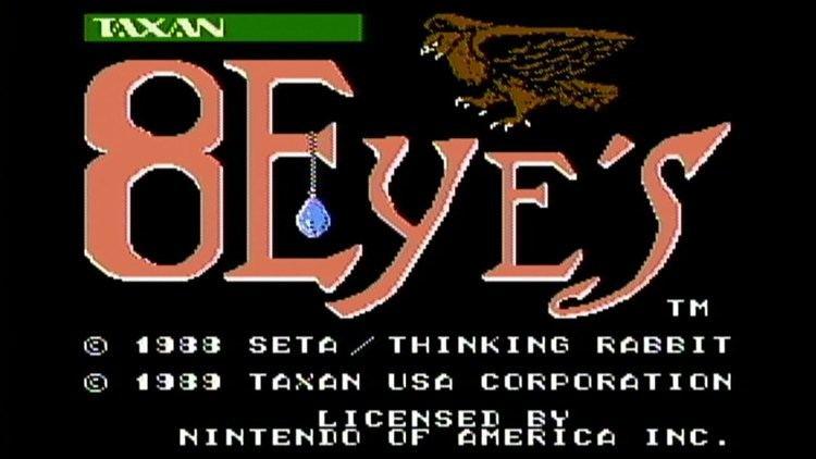 8 Eyes 8 Eyes NES Gameplay YouTube