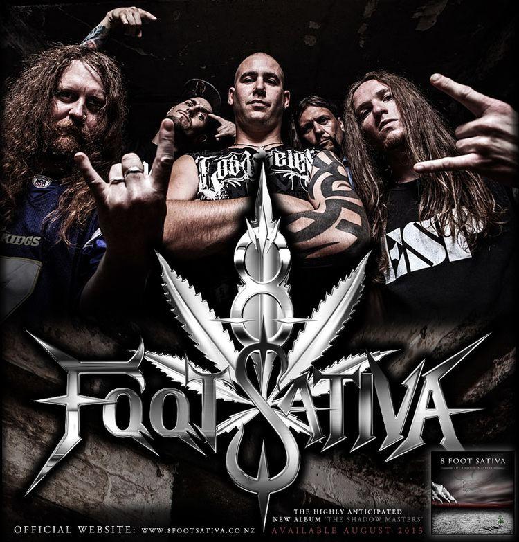 8 Foot Sativa 8 FOOT SATIVA Announce New Album The Metal Review