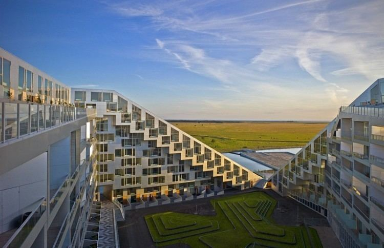 8 House 8 House BIG ArchDaily