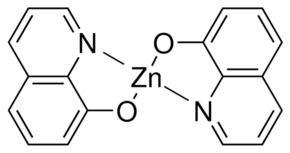 8-Hydroxyquinoline Znq 8Hydroxyquinoline zinc 99 SigmaAldrich