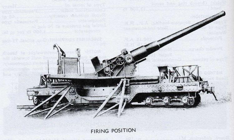 8-inch Mk. VI railway gun