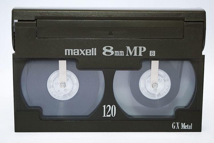 8 mm video format