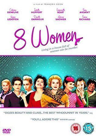 8 Women 8 Women DVD Amazoncouk Virginie Ledoyen Danielle Darrieux