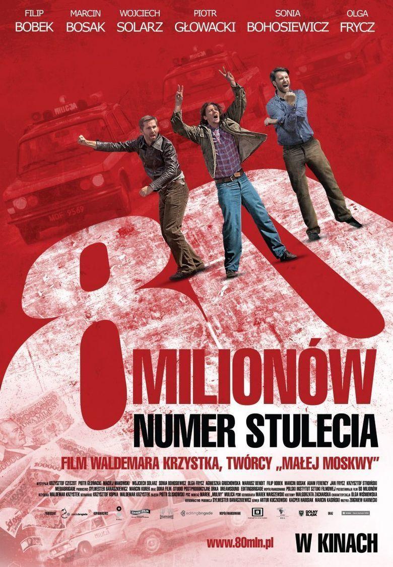 80 Million movie poster