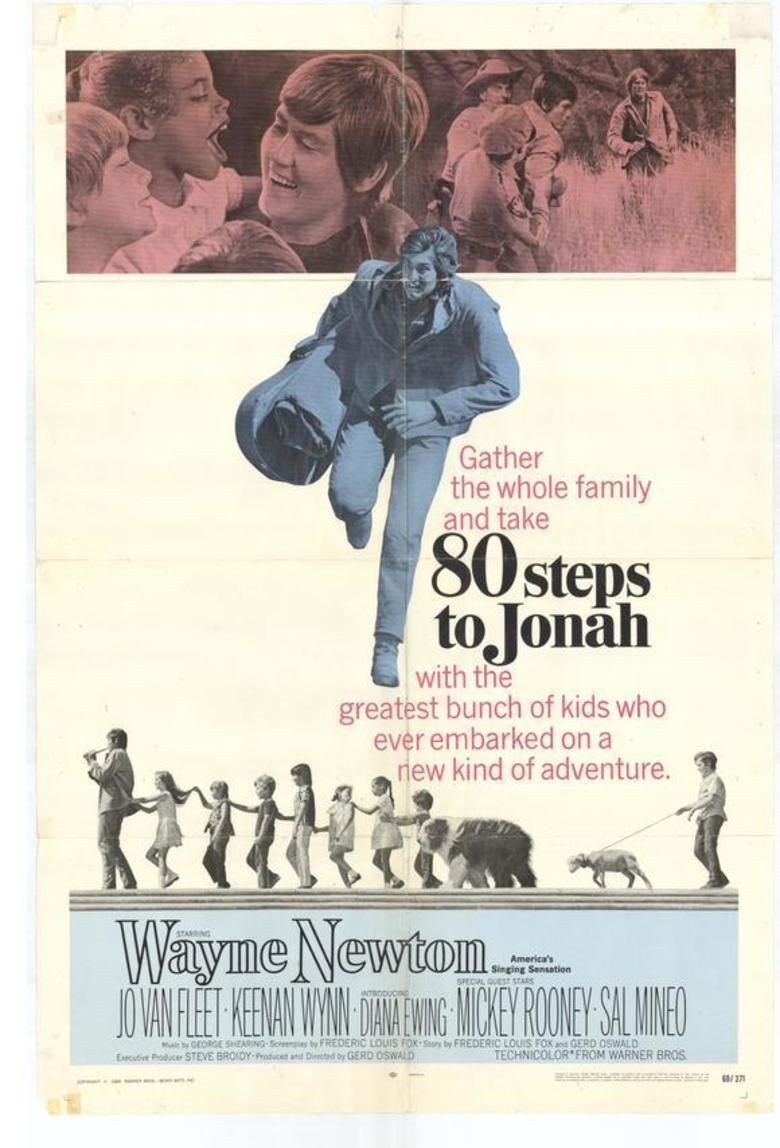 80 Steps to Jonah movie poster
