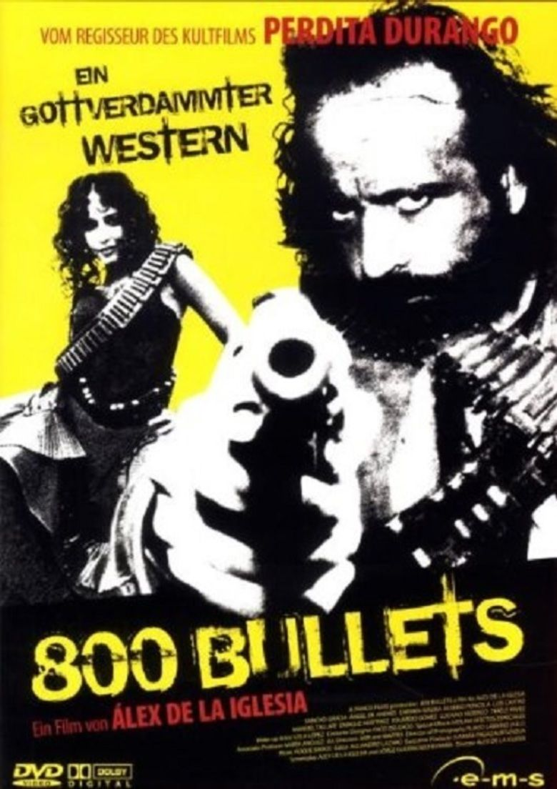 800 Bullets movie poster