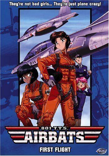 801 T.T.S. Airbats 801 TTS Airbats Manga TV Tropes