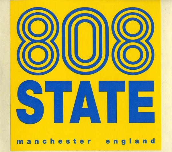 808 State 808 State Outpost Transmission Album