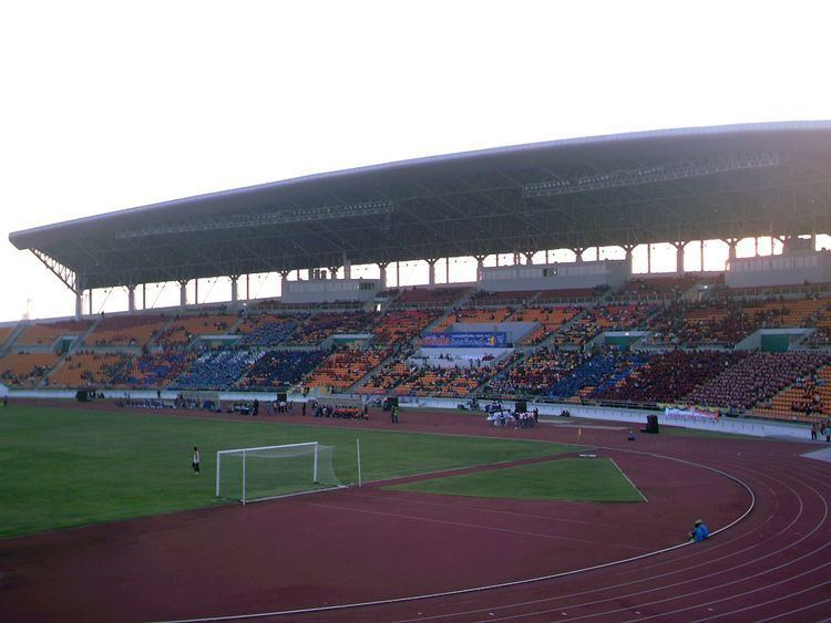 80th Birthday Stadium