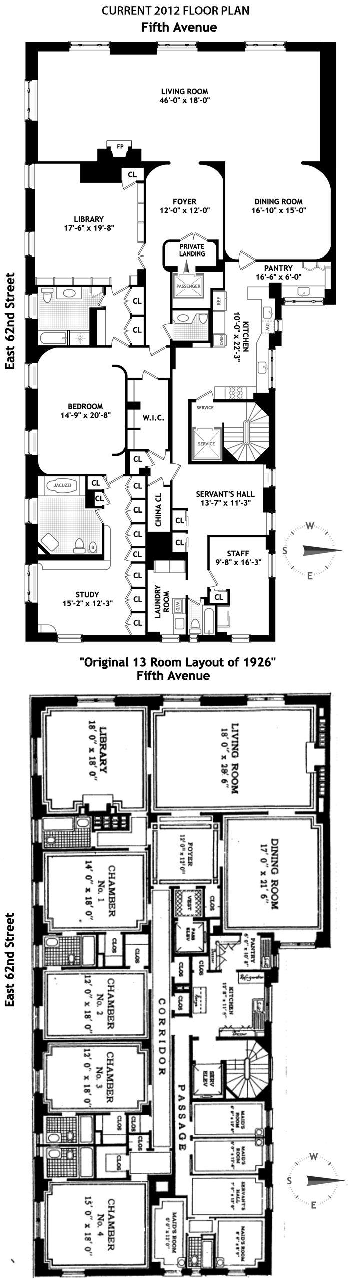 810 Fifth Avenue Brown Harris Stevens Luxury Residential Real Estate 810 Fifth