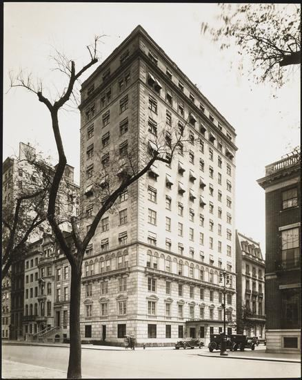 810 Fifth Avenue Museum of the City of New York 810 Fifth Avenue Apartment building