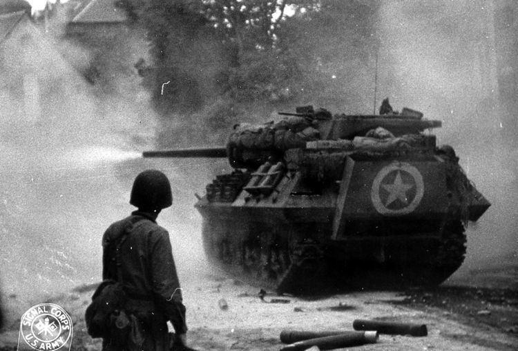 818th Tank Destroyer Battalion