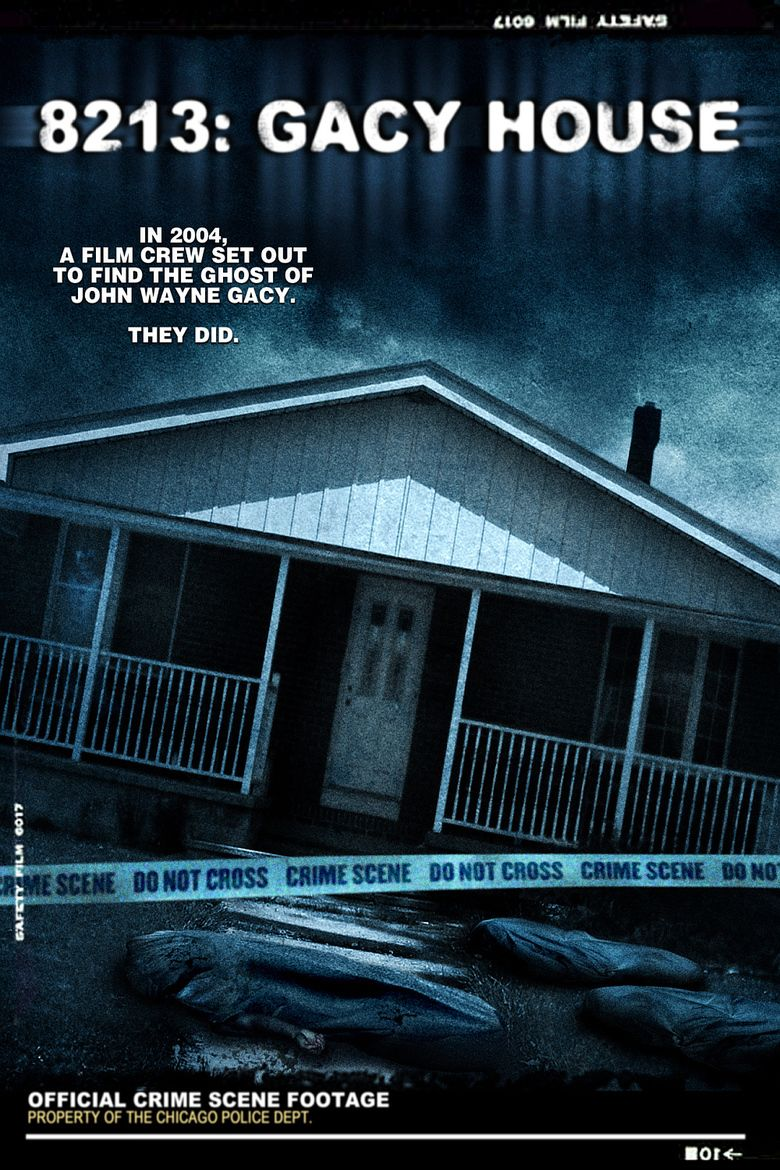 8213: Gacy House movie poster