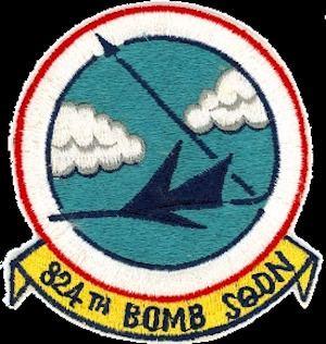 824th Bombardment Squadron