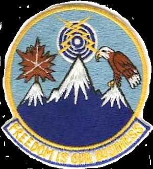 825th Aircraft Control and Warning Squadron