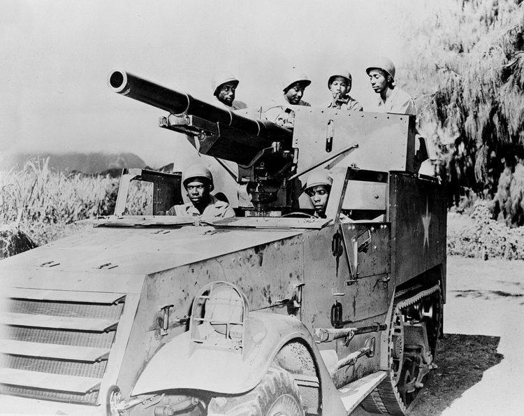 827th Tank Destroyer Battalion