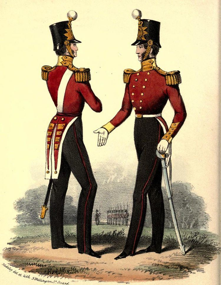 83rd (County of Dublin) Regiment of Foot
