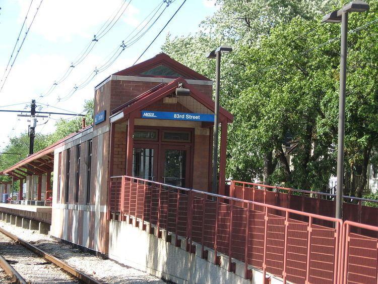 83rd Street (Metra station)