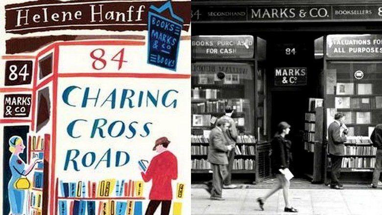 84 Charing Cross Road (film) movie scenes