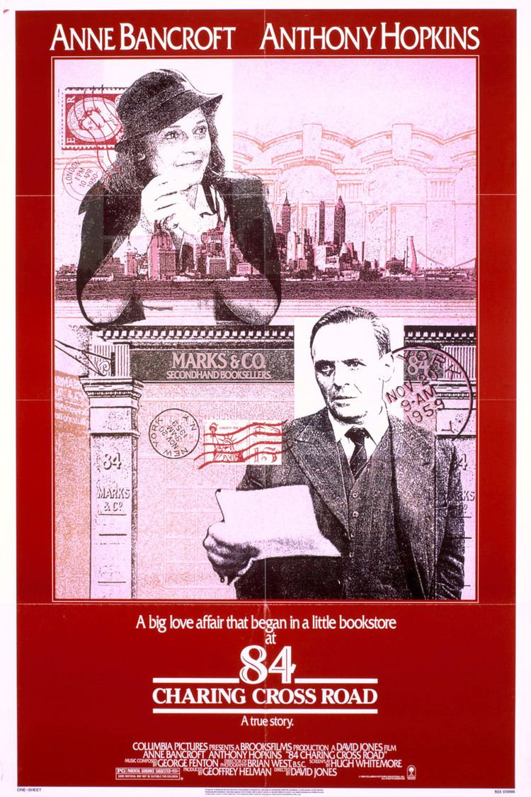 84 Charing Cross Road (film) wwwgstaticcomtvthumbmovieposters9766p9766p