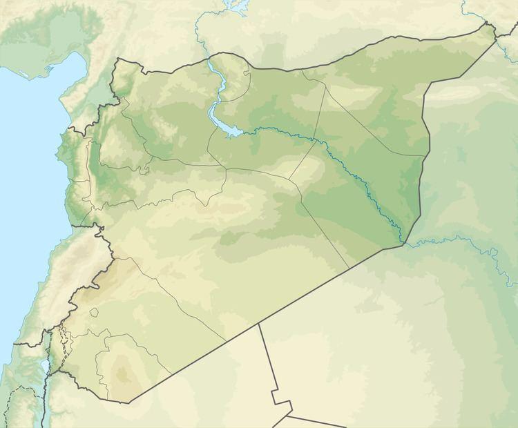 847 Damascus earthquake