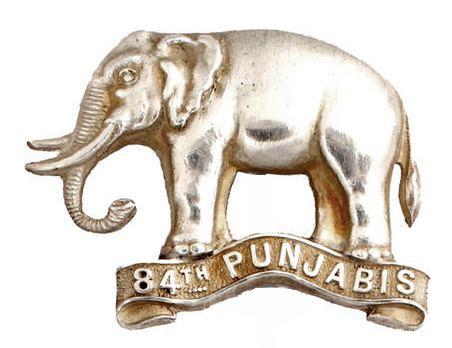 84th Punjabis