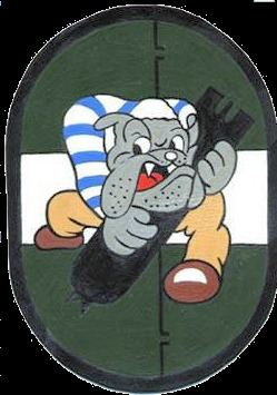 852d Bombardment Squadron