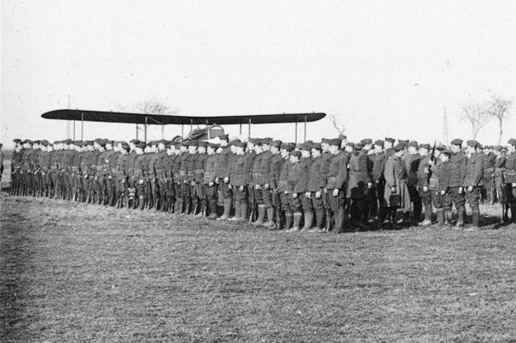 85th Aero Squadron