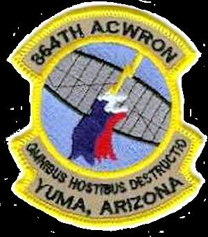 864th Aircraft Control and Warning Squadron