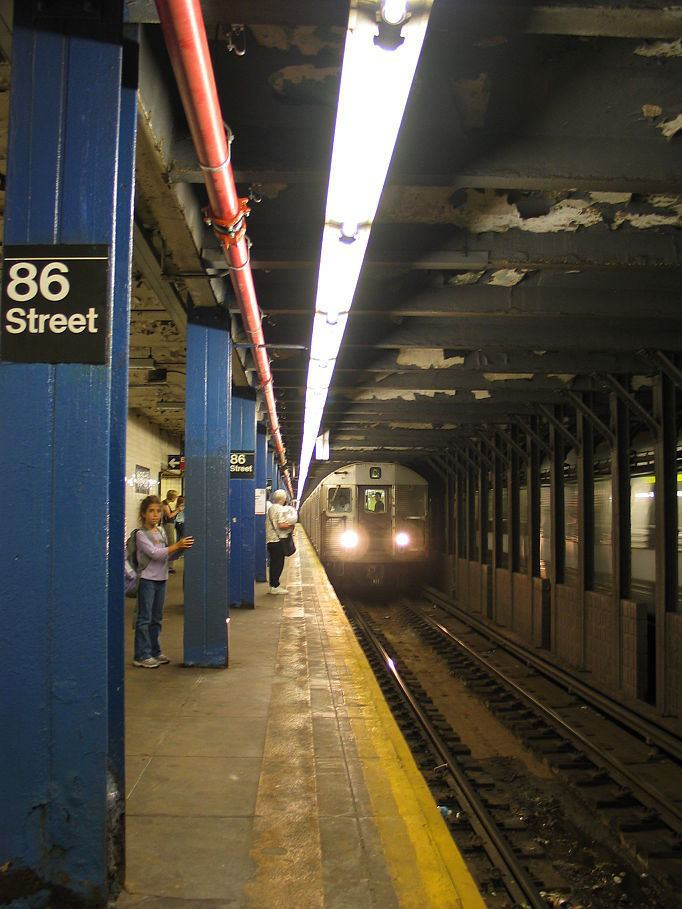 86th Street (IND Eighth Avenue Line)