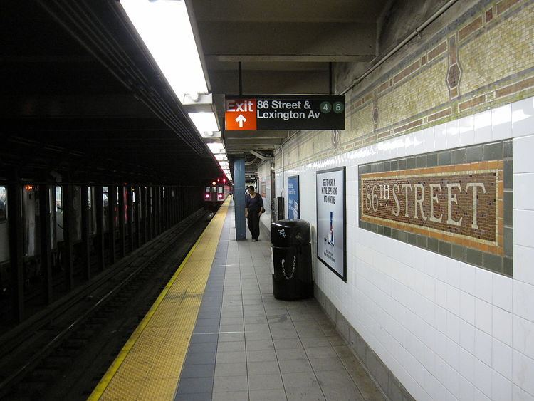 86th Street (IRT Lexington Avenue Line)