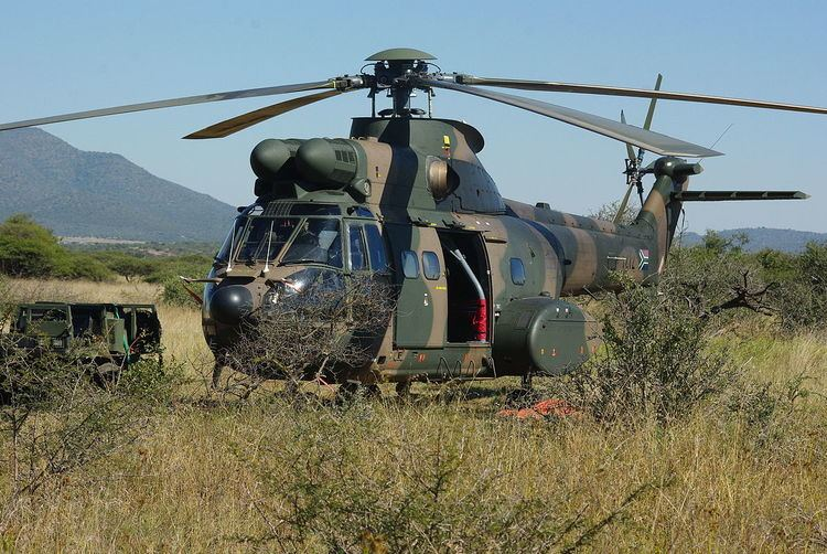 87 Helicopter Flying School SAAF