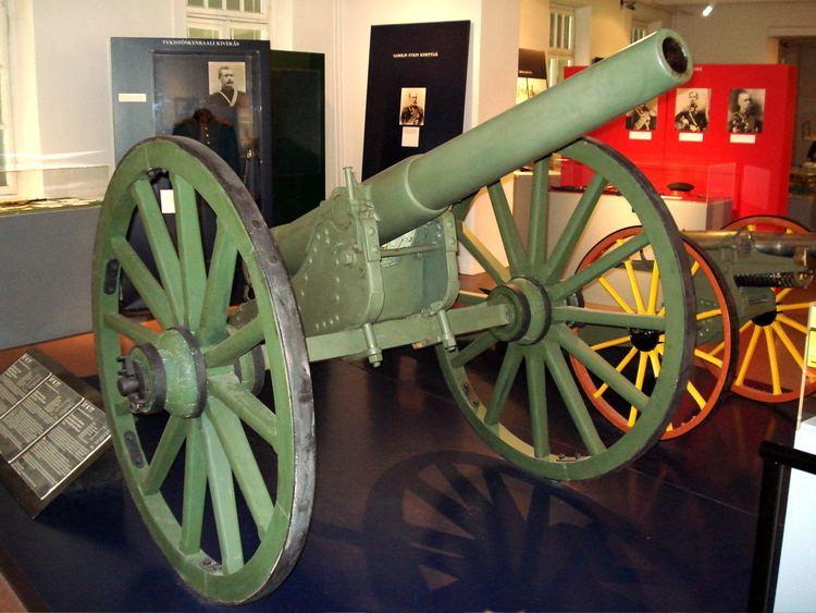 87 mm light field gun M1877