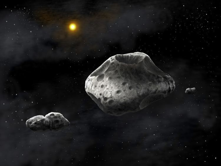 87 Sylvia New insights on the origin of the triple asteroid system 87 Sylvia