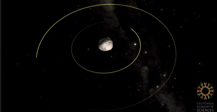 87 Sylvia The Triple Asteroid 87 Sylvia Franck Marchis Blog