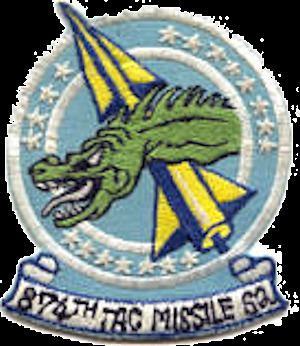 874th Tactical Missile Squadron