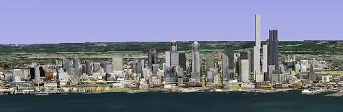 888 Tower SEATTLE 888 Second Avenue 880 FT 60 FLOORS SkyscraperPage Forum