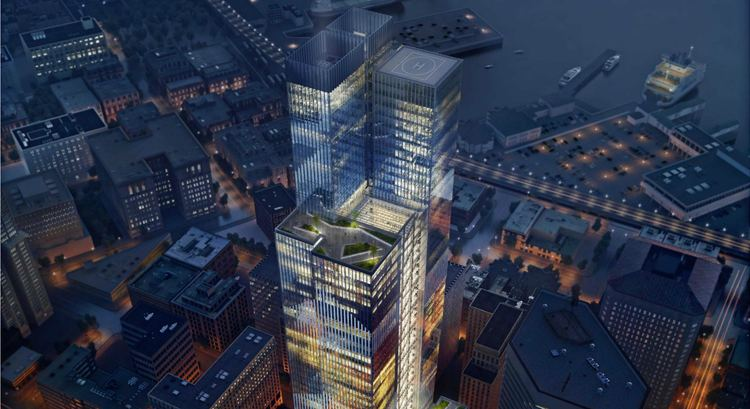 888 Tower 888 Tower Urban Visions Sustainable Real Estate