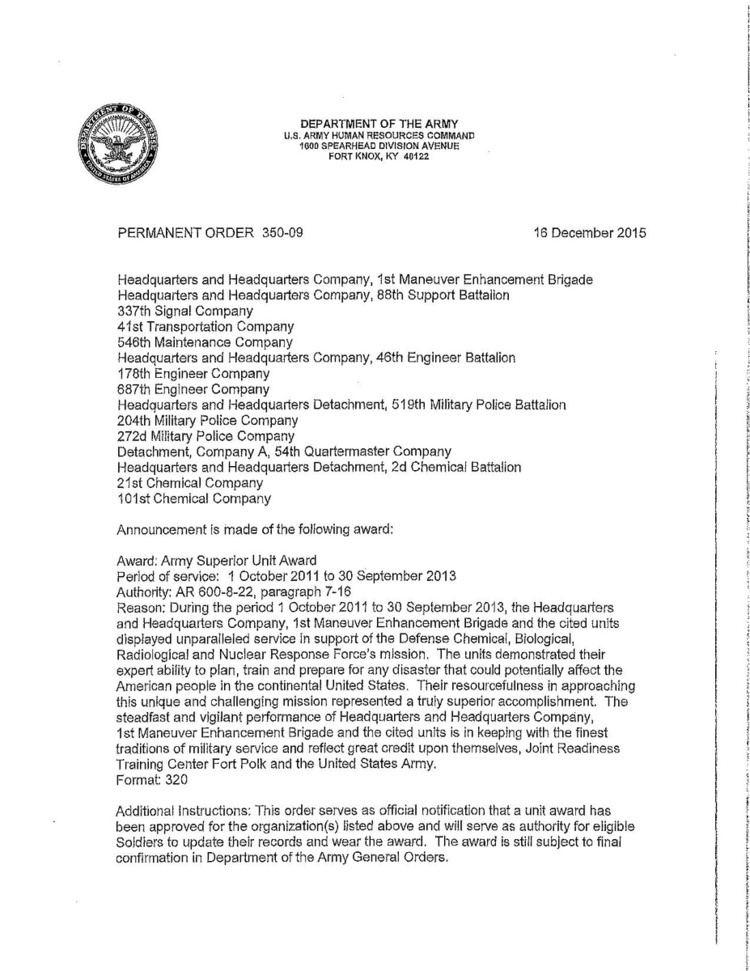 88th Brigade Support Battalion