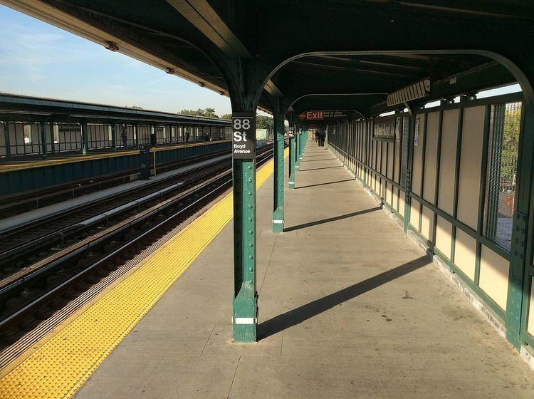 88th Street (IND Fulton Street Line)