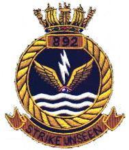 892 Naval Air Squadron