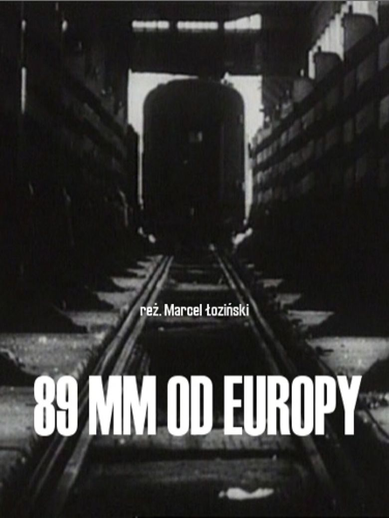 89mm from Europe movie poster